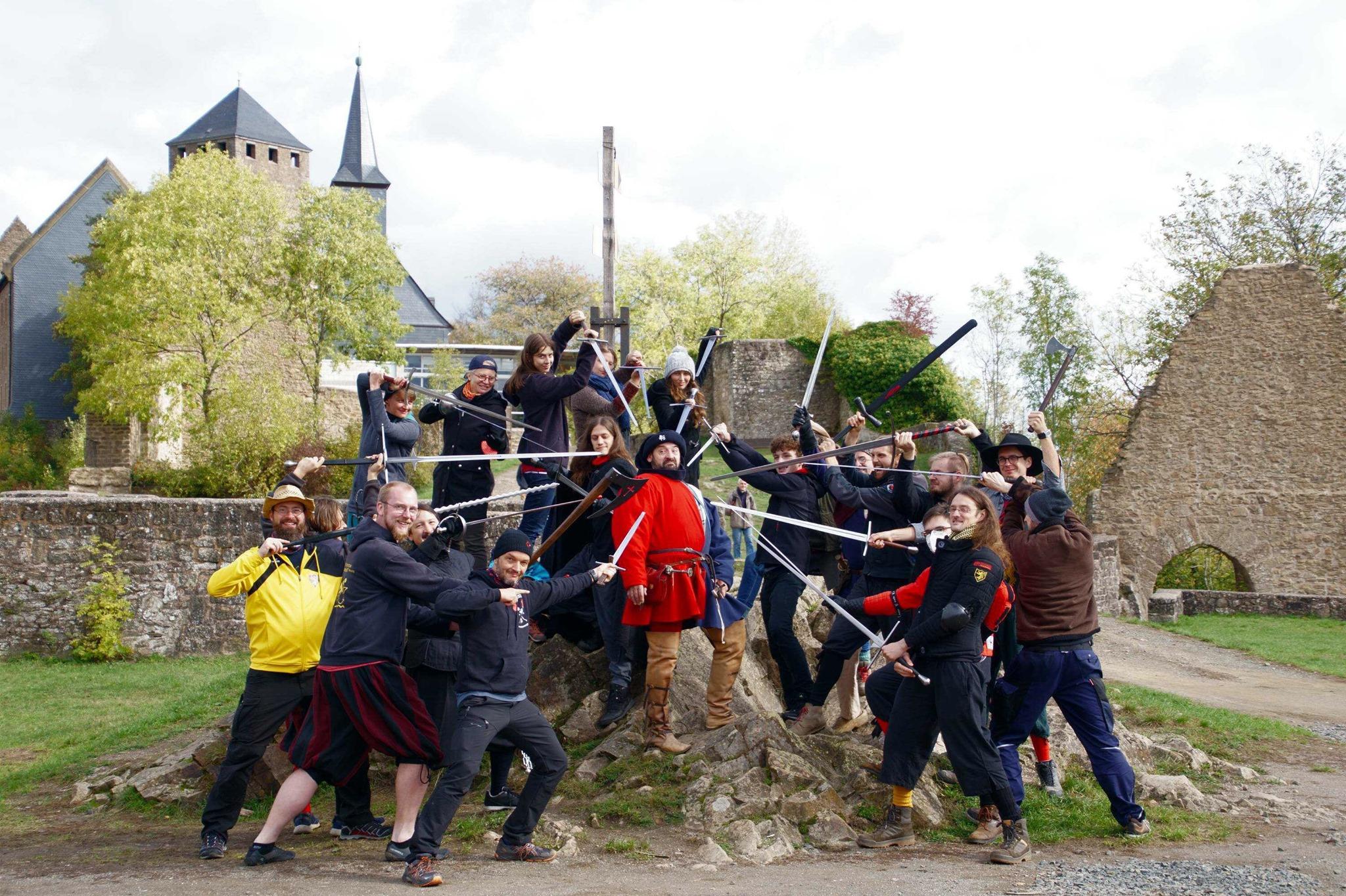 Pfälzer Schwertlöwen